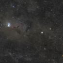 Molecular Cloud in Taurus,                                Gabriel Siegl