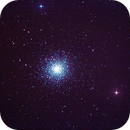 M13 with Optolong L-Pro Single Sub,                                AcmeAstro