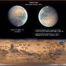 Marte 2020-11-21 18:36,1 UT Ekaitza Marten/Tormenta en Marte,                                ortzemuga