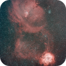 NGC 2244 to 2264,                                Carsten Jacobs
