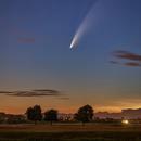 C / 2020 F3 NEOWISE,                                Łukasz Żak