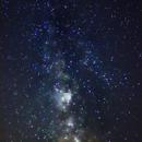 The Milky Way from Chesapeake,                                Dan Pelzel