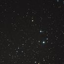 Région de IC405 dans la Constellation du Cocher - IC405 (not visible) in Auriga,                                Harold Freckhaus
