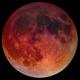 Supermoon Lunar Eclipse on Sept. 28, 2015,                                Giuseppe Donatiello