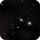 M105, NGC3384, NGC3373,                                Fiisk