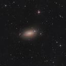 M63 - Sunflower Galaxy,                                Jonathan W MacCollum