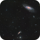 M106 and friends,                                Epicycle