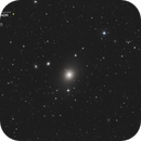 Galaxie M87 - Sadr Espagne,                                Julien Bourdette