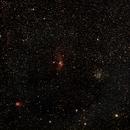 NGC7635 - quick image (few frames),                                Jan Bielański
