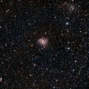 NGC6946 LRGB Wide Field,                                Rino