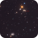 SN2019ein in NGC5353 + surrounding galaxies,                                Xplode