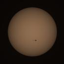 Sunspots AR2535 / 36 / 37 (2021-07-01) with ASI294MM,                                KiwiAstro