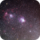 NGC346 and friends in the Small Magellanic Cloud,                                Carsten Jacobs