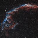 NGC6992 Eastern Veil Nebula,                                Andy Rattler Brown