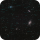 A passing comet,                                Dennys_T