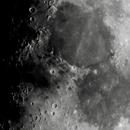 Moon - Apollo landing sites, Apollo Missions: 11 (1969), 15 (1971), 17 (1972),                                astro_rocketeer
