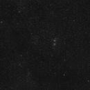 NGC 869 @ 70mm,                                deufrai