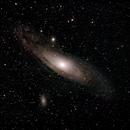 M31 Andromeda Galaxy,                                Filipe