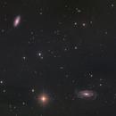 NGC 5005, NGC 5033,                                Kathy Walker