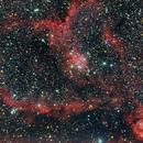 Heart Nebula,                                Michael Finan