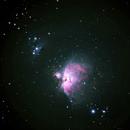 The Orion Nebula,                                Chirag Bachani