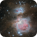 M42 - Orion Nebula,                                RobinD