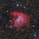 NGC 281, Pacman nebula,                                JesusM.L.