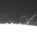 Plasma hailstones (prominence animation),                                GreatAttractor