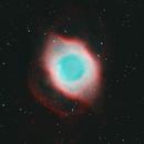 The Helix nebula NGC7293,                                Greg McKay