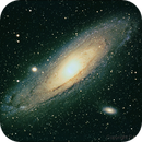 M31 Andromeda Galaxy,                                Dave Stanley