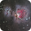 M42 - The Great Orion Nebula - Ultimate HDR Version,                                Crazy Owl Photogr...