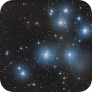 M45 - Plejaden,                                U-ranus
