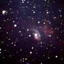 NGC 7635 Bubble nebulae,                                Darktytanus