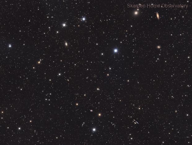 NGC4170 and lot off smaal frends,                                Ola Skarpen SkyEyE