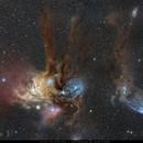 Rho Ophiuchi Cloud Complex,                                Carlos 'Kiko' Fai...