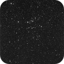 M25 open cluster, survey image,                                erdmanpe