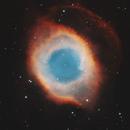 Helix Nebula - NGC 7293,                                Shang