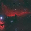 Horsehead (IC434) HaRGB,                                Abduallah Asiri