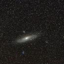 M31 widefield, Test of Pentax KP,                                Markus A. R. Langlotz