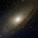 M31, Galaxy in Andromeda,                                Duncan Miller