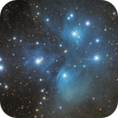 The Pleiades - M45,                                Thomas Richter