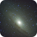 Andromeda Galaxy,                                BlueApoc