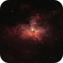 M16 - The Eagle Nebula,                                Dale Penkala