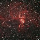 Statue of Liberty Nebula,                                AstroCat_AU