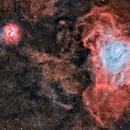 M8 & M20 en HOO,                                Georges