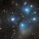 M45 LRGB,                                Juergen