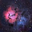 M20, Trifid Nebula (Reprocessed),                                tdsdmd