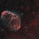 NGC6888 Ha-OIII,                                Tiflo