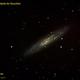 NGC 253 - Galáxia do Escultor,                                Carlos Alberto Pa...