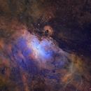 M16 - Eagle Nebula,                                Janco